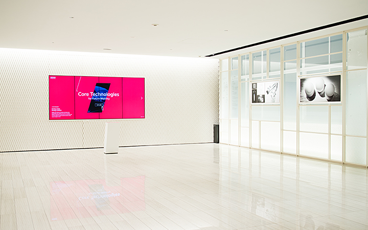 Denso - Digital Signage