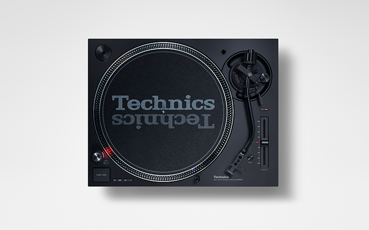 Technics - SL1200 for Global